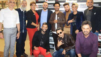 Foto de Salão Gilberto Cabeleireiros realiza coquetel de lançamento da marca Force Barber