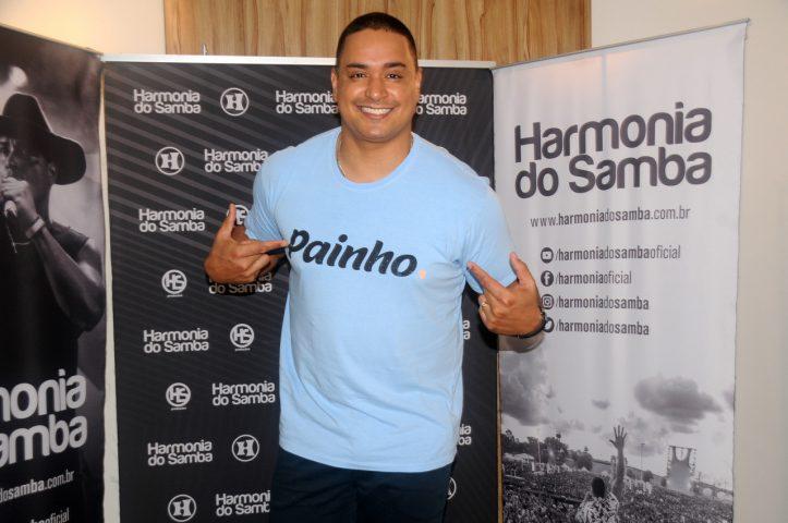 Péricles grava DVD Mensageiro do Amor em Salvador