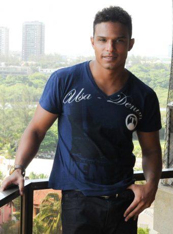 Ator da Globo Agles Steib - Foto: Divulgação