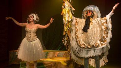 Foto de Florianópolis recebe a Companhia Fiandeiros de Teatro de Recife com o espetáculo Vento Forte para Água e Sabão