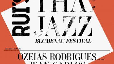 Foto de Blumenau recebe o primeiro Rui's All That Jazz Festival, no dia 17 de agosto
