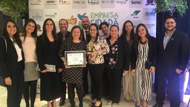 Foto de Porto Itapoá conquista mais um Prêmio Empresa Cidadã da ADVB/SC