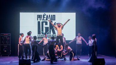 Foto de Instituto Guga Kuerten lota Teatro Pedro Ivo