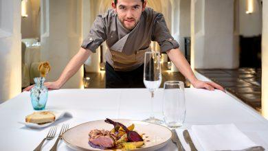 Foto de Chef Português Jorge Peças realiza jantar a 4 mãos com Daniel Rente em Portugal