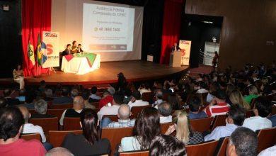 Foto de Audiência Pública debate concessão do centro de eventos de Balneário Camboriú – SC