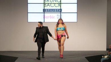 Foto de Bruno Bacck arrasa na passarela da FWPS com suas Barbies Plus Size!