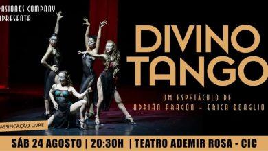"""Foto de Espetáculo internacional """"Divino Tango"""" acontece no CIC no próximo dia 24"""