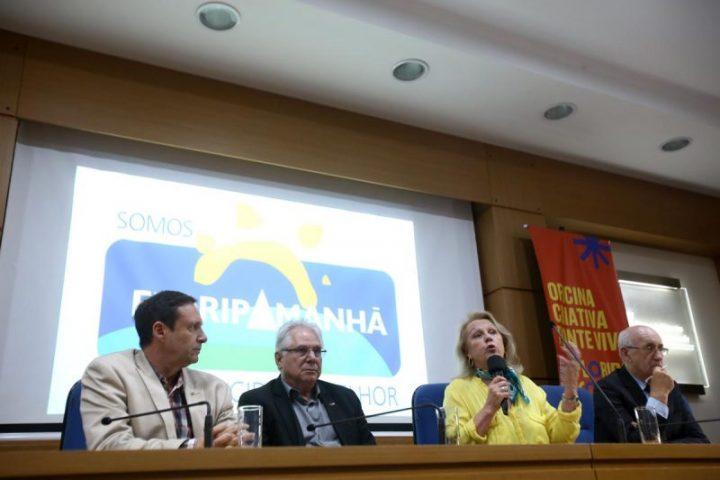 Uso da ponte Hercílio Luz e entorno é discutido na oficina Ponte Viva