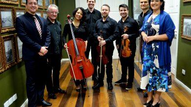 Foto de Octeto Itajaí apresenta clássicos da música mundial no Museu Histórico de Itajaí