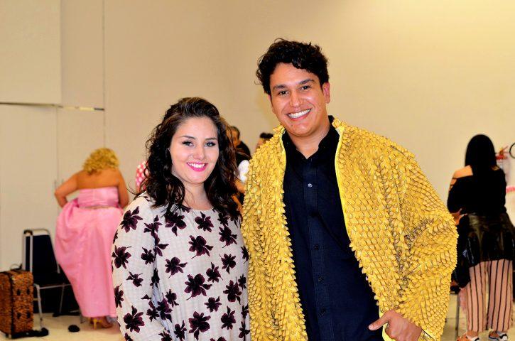 Priscila Silveira e Samuel Aguiar
