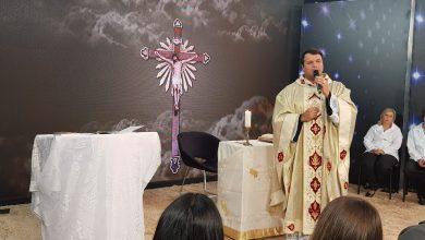 Foto de Missa transmitida pela Rede Brasil de Televisãoobtémótimos resultados de audiência