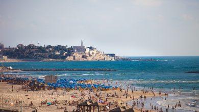 Foto de Recorde de brasileiros no verão israelense