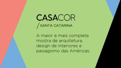 Foto de Prêmio CASACOR / Santa Catarina será revelado nesta terça-feira (06)