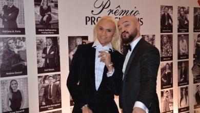 Foto de Dupla de profissionais da Beleza de  Curitiba contratados por Lady e Lord.