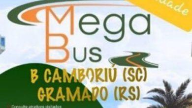Foto de Mega Bus de Balneário Camboriú a Gramado