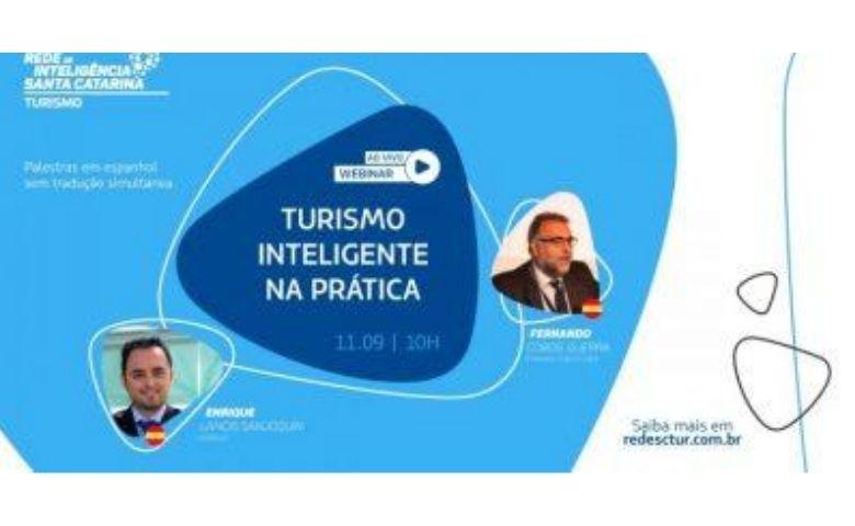 Evento sobre Turismo Inteligente traz dois pesquisadores
