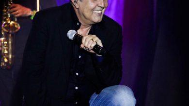 """Foto de José Augusto lança a tour """"Um Brinde ao Amor"""" no RJ"""