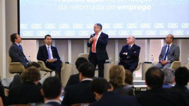 Foto de Marco Antonio Corsini representou Santa Catarina em evento da Câmara Brasileira da Indústria da Construção