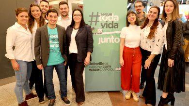 Foto de Waze Carpool e Exit apostam em expressões regionais para lançar campanha em Joinville