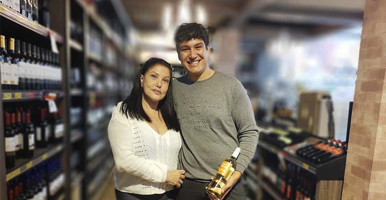 Marcia Maluf e Samuel Aguiar
