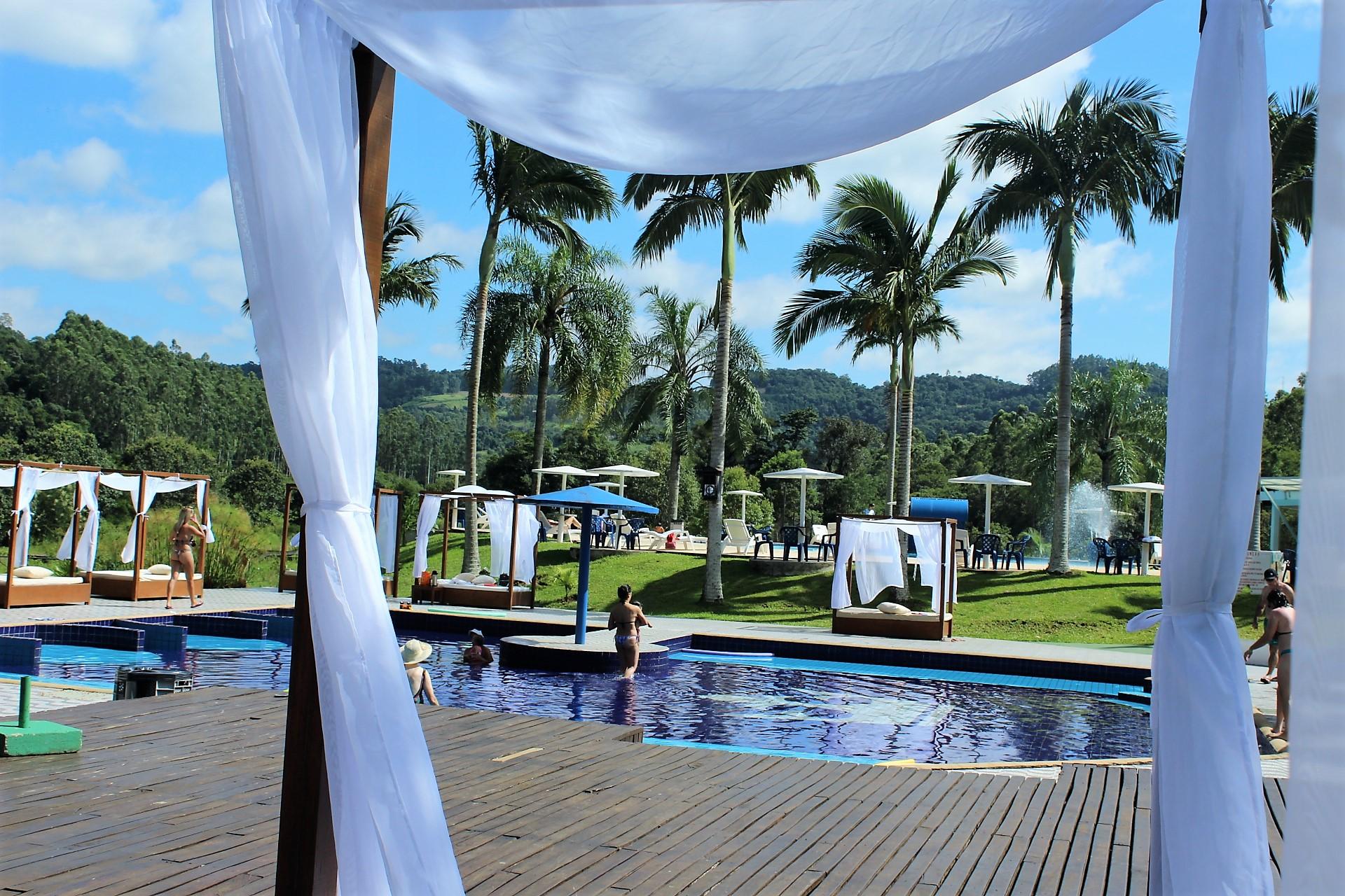 Pratas Thermas Resort tem Semana da Longevidade com 100% de ocupação