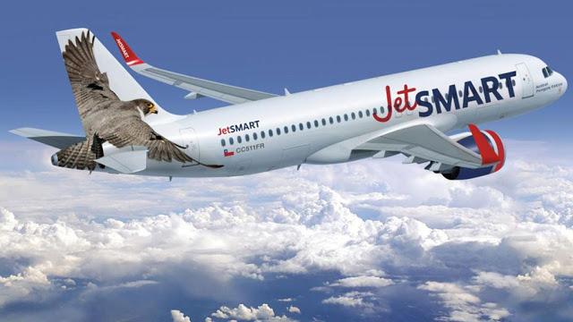 A companhia aérea sul-americana JetSMART anunciou em coletiva realizada durante a ABAV