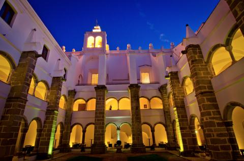 Hotel 5 estrelas e SPA Convento do Espinheiro. Foto divulgação.
