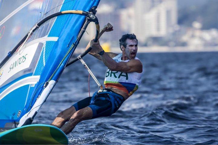 Ricardo dos Santos, o Bimba, confirma presença no maior evento de windsurf das Américas em Palhoça