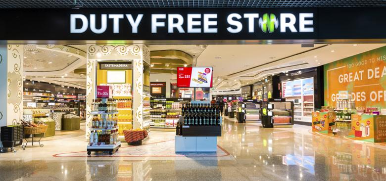 Limite de compras nos free shops deverá dobrar em breve