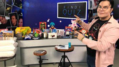 Foto de Evê Sobral revela novo anime no FindiQuiz deste final de semana!