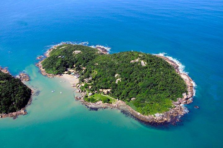 Ilha do Papagaio - Palco do evento