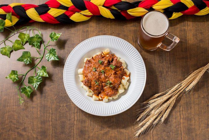 """Entrando no clima das festividades de Outubro, o Passeio San Miguel, em Balneário Camboriú, promove a 4ª edição do """"Passeio Bier Fest"""" - Festival de Cerveja e Gastronomia Alemã."""