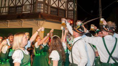 Foto de Festas de outubro garantem diversão para turistas e moradores em SC