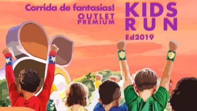 Foto de Outlet Kids Run doará parte da renda arrecadada para o Instituto Guga Kuerten