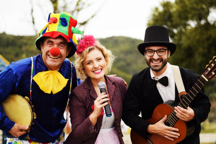 Primeiro Festival de Música para Crianças de Florianópolis será nos dias 9 e 10 de novembro