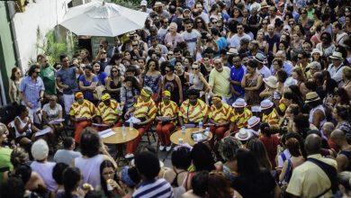 Foto de Samba de Terreiro tem apresentação gratuita nesta segunda-feira