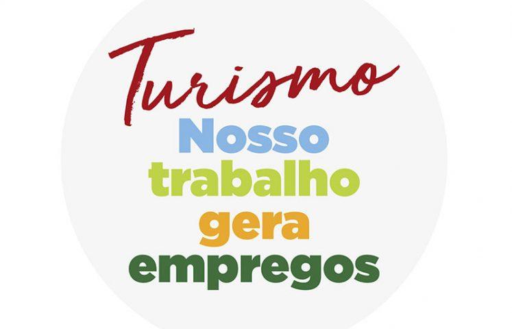 Turismo, nosso negócio gera empregos