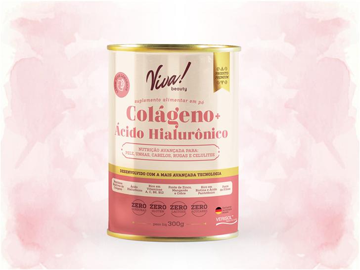 Novo colágeno natural traz benefícios imediatos