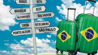 Foto de Ministério do Turismo investiu 418 milhões de reais em 694 obras de infraestrutura turística