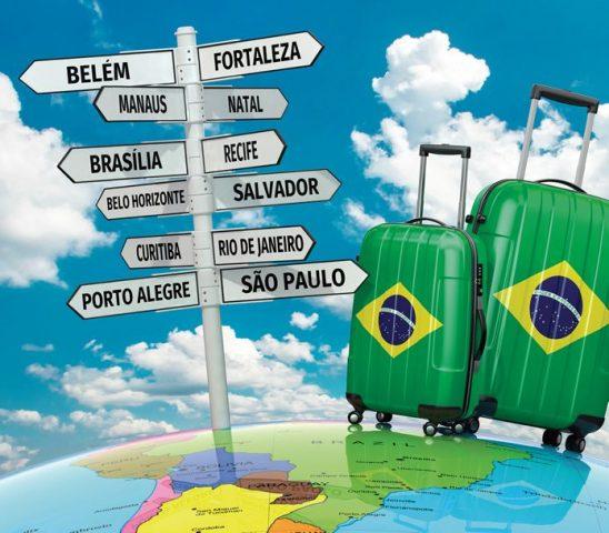 Ministério do Turismo investiu 418 milhões de reais em 694 obras de infraestrutura turística