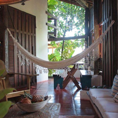 Bateu o estresse ? Casa Gaiola oferece o melhor lugar para relaxar dentro da natureza