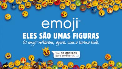 Foto de Burger King celebra a volta dos emojis