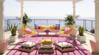 Foto de Casa da Barbie é oferecida para locaçãovia Airbnb