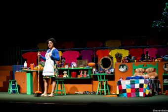 Joinville recebe espetáculo