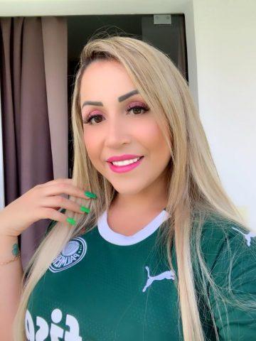 Musa do Palmeiras Josi Freitas acredita no titulo brasileiro