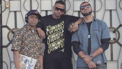 Foto de O Trio de HIP&HOP Monarckas lançanovo clipe 011 Capital