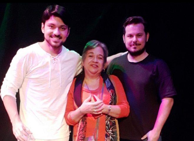 Sertanejo Vitor Augusto se apresenta no IV Festival Teatral de Cenas Curtas da Escola de Atores Wolf Maya
