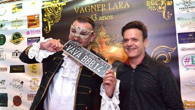 Foto de Ex-BBB Vavá faz festa de aniversário luxuosa em São Paulo!