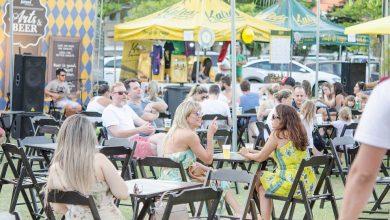 Foto de Música, gastronomia, cervejas artesanais e cultura no Jurerê Open Shopping