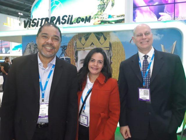Durante a WTM London, que terminou neste dia 06, o Brazil Travel Market (BTM) esteve pela primeira vez sendo apresentado ao mercado internacional
